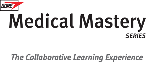 (logo) Gore Medical Mastery Series: The Collaborative Learning Experience